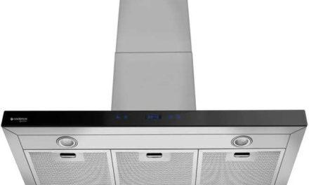 Coifa de parede Cadence Gourmet Touch 90 cm – CFA400