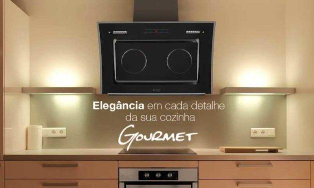 Medidas da Coifa inclinada Gourmet Cadence Touch 90 cm – CFA700