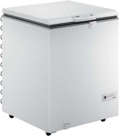 Medidas do freezer horizontal  Consul 220 litros