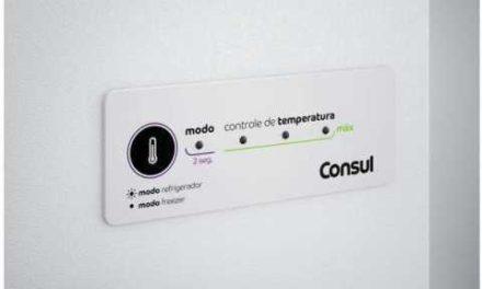 Medidas do Freezer Horizontal Consul 220 litros CHB22EB