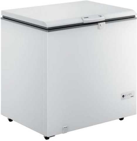 Conhecendo o freezer Consul - CHA31