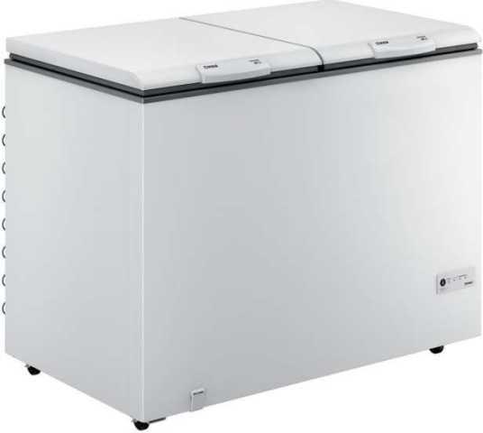 Medidas do freezer horizontal  Consul 414 litros