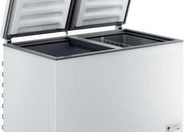 Medidas do Freezer Horizontal Consul 414 litros CHB42EB