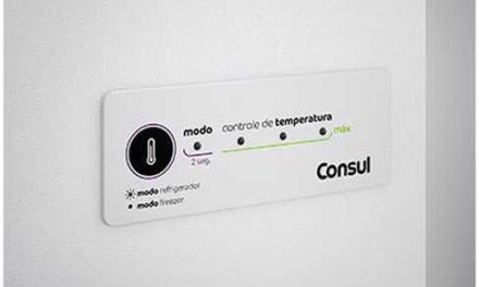 Medidas do Freezer Horizontal Consul 534L CHB53EB