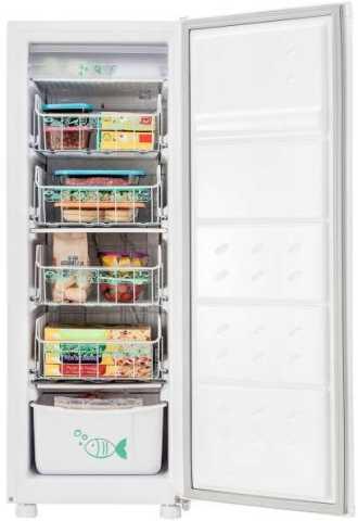 Conhecendo o freezer Consul - CVU18