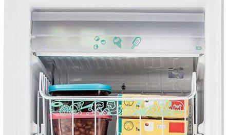 Medidas do Freezer Vertical Consul 142 litros CVU20