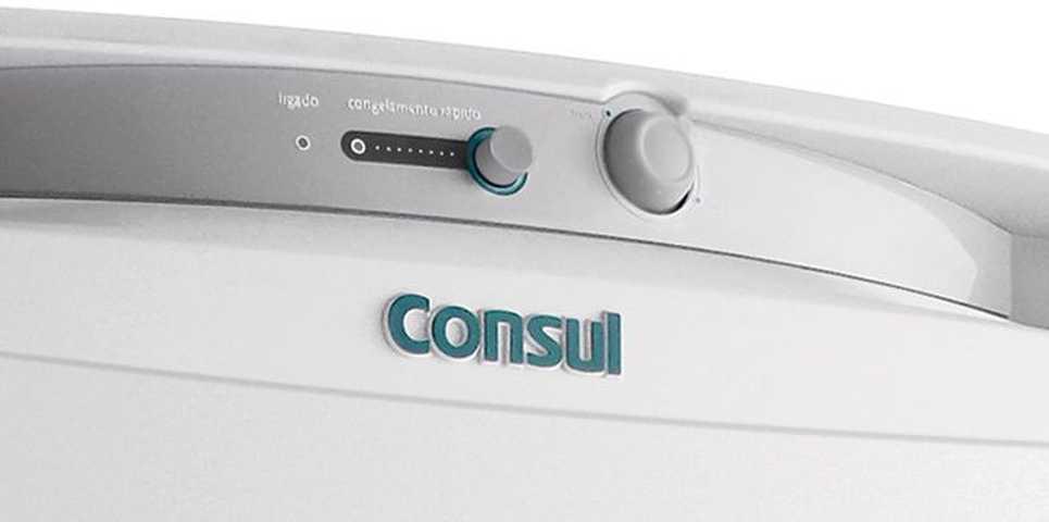 Medidas do freezer vertical Consul 246 litros