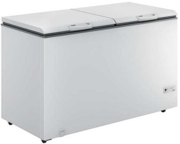 Como ajustar temperatura do freezer Consul - CHB53