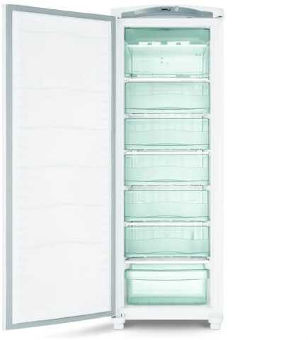 Como ajustar temperatura do freezer Consul - CVU30