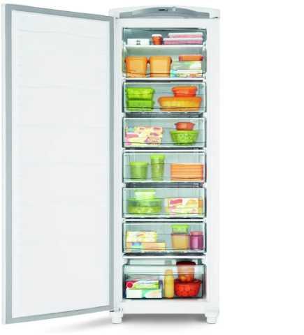 Conhecendo o freezer Consul - CVU30