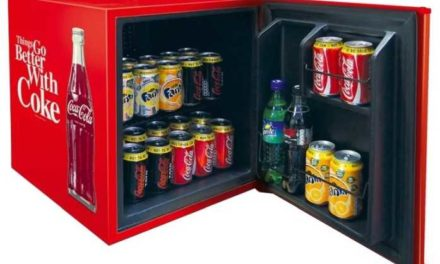Medidas do Frigobar Husky 42,9 litros – Coca Cola