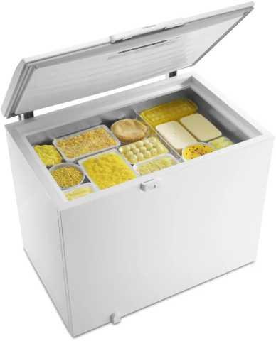 Medidas do freezer horizontal Electrolux H300