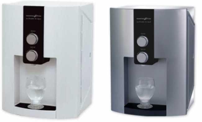 Medidas do purificador de água Masterfrio - Master Flex