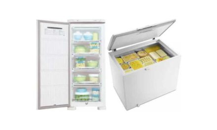 Medidas do Freezer Electrolux – Modelos