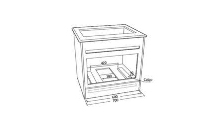 Forno elétrico ou gás de embutir largura comercial 60 cm – Modelos