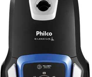 Medidas do Aspirador de pó Philco Filtro Hepa PAS01