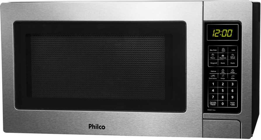 Medidas do microondas Philco 30 litros - PMS31