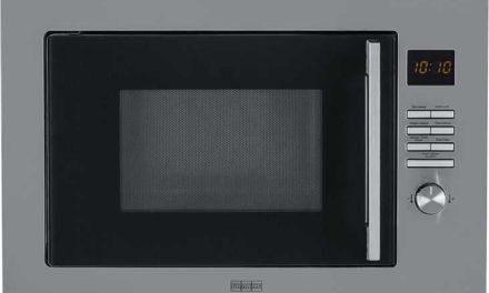 Medidas do Microondas de Embutir Franke 25L – Crystal Black FMW250