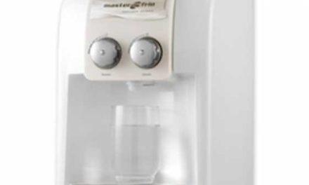 Medidas do Purificador de água Masterfrio Residence