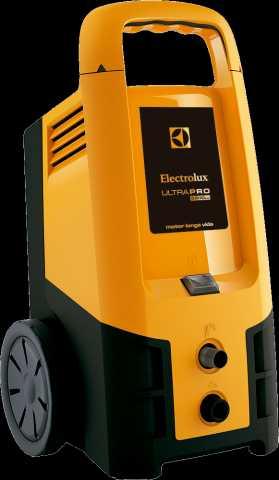 Solução de problemas da lavadora de alta pressão Electrolux UPR11