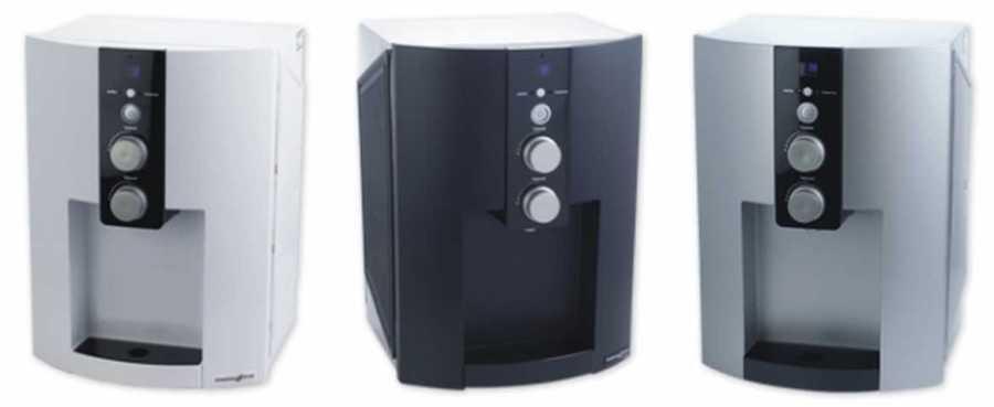 Medidas do purificador de água Masterfrio - Digital Unique