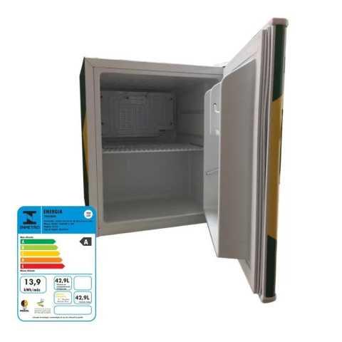 Medidas do frigobar Husky Brasil