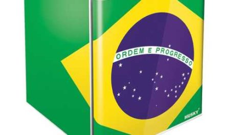 Medidas do Frigobar Husky 42,9 litros – Brasil