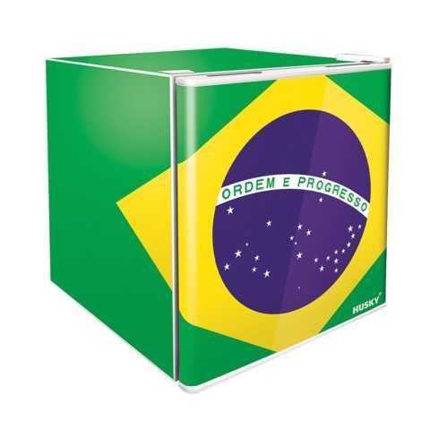 Medidas do frigobar Husky - Brasil