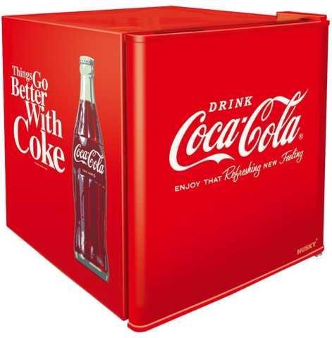 Medidas do frigobar Husky - Coca Cola