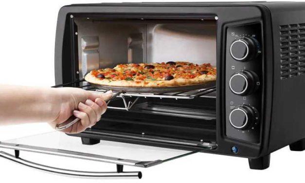 Medidas do Forno elétrico de bancada Cadence Chef 31L – FOR310