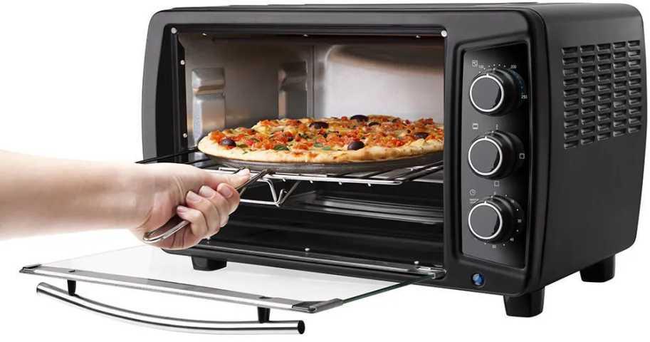 Medidas do forno elétrico de bancada Cadence - FOR310