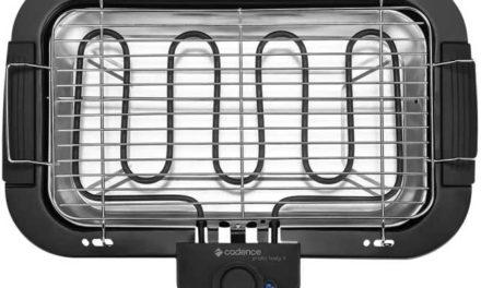 Medidas da churrasqueira elétrica Cadence Pratic Tasty II – GRL852