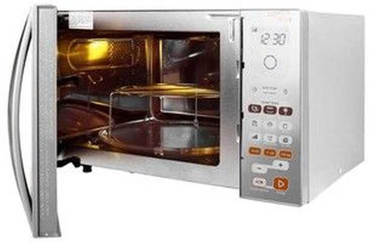 Como usar função grill do microondas Brastemp