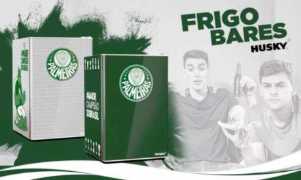 Medidas do Frigobar Husky 70 litros Palmeiras