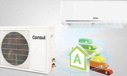 Medidas do Ar Condicionado Split Consul Inverter Maxi Frio 22000-CBF