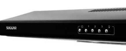 Medidas do depurador de ar Suggar Slim 60cm preto – DI61PT