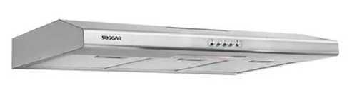 medidas do depurador de ar Suggar 80 cm DI81IX