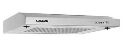 medidas do depurador de ar Suggar 60 cm Inox DM62IX