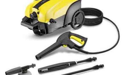 Medidas da Lavadora de Alta Pressão Karcher K430 Power Silent Plus
