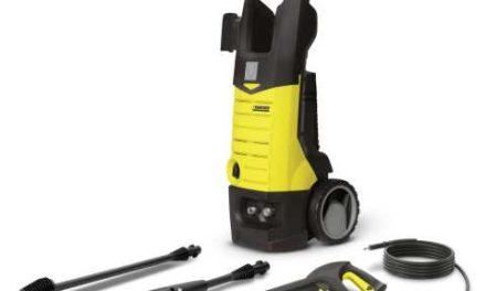 Medidas da Lavadora de Alta Pressão Karcher K5 Power Plus