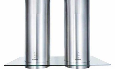 Medidas da Coifa Elettromec Nautilus Sorelle Ilha 120 cm