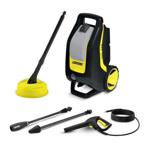 Medidas da Lavadora de Alta Pressão Karcher K 3 Premium kit casa