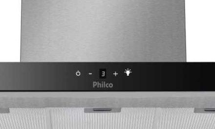 Medidas da Coifa de parede Philco 90cm Inox – PCO90I