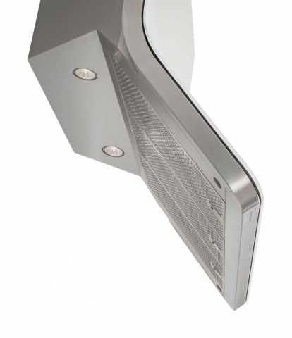 Medidas da coifa Elettromec Progettare Parede 90cm
