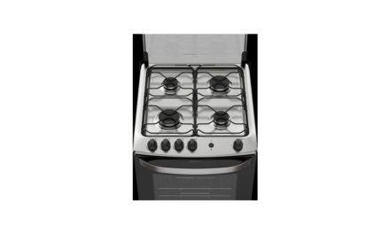 Conhecendo fogão a gás de piso Electrolux 4 bocas – 56SAB