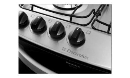 Conhecendo fogão a gás Electrolux 4 bocas de piso – 56SX