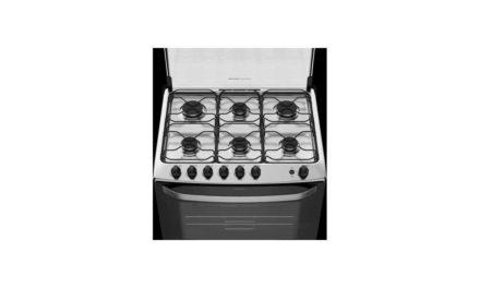 Como limpar fogão a gás Electrolux 5 bocas de piso – 76BS