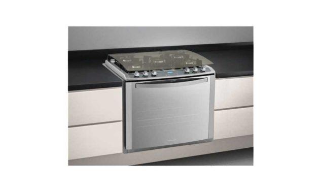 Dicas de uso do fogão Electrolux 5 bocas – 76EVX