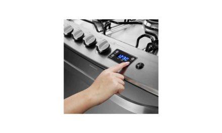 Manual de instruções do fogão de embutir Electrolux 5 bocas 76RXE