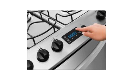 Conhecendo fogão a gás Electrolux 5 bocas de piso – 76SRX